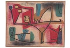 Zentrum Paul Klee – Paul Klee – Uebermut, 1939
