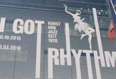 Kunstmuseum Stuttgart: »I Got Rhythm. Kunst und Jazz seit 1920« im Kunstmuseum Stuttgart