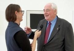Fondation Beyeler: Auf der Suche nach 0,10: Interview mit Nic Iljine