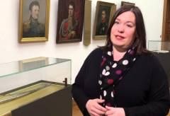 Aufbau der Thüringer Landesausstellung 2016 »Die Ernestiner. Eine Dynastie prägt Europa«