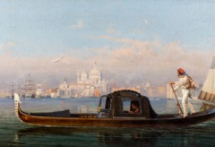 Venedig. Stadt der Künstler im Bucerius Kunst Forum