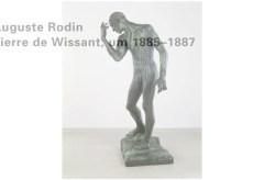 Auguste Rodin – Pierre de Wissant, 1885 – 1887