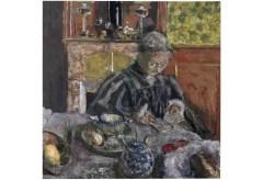 Edouard Vuillard – La liseuse, um 1910