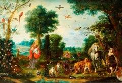 Das Paradies auf Erden. Flämische Landschaften von Bruegel bis Rubens