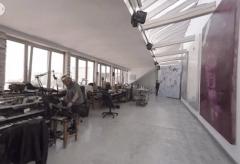 Cosmic Cooking – 360° Grad Einblick in das Studio des Künstlers Hubert Scheibl