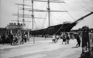 2017 soll das Segelschiff Peking von New York nach Hamburg überführt werden.
