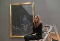 Pia Littmann, was verbinden Sie mit Francis Bacon?