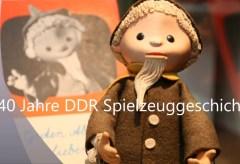 Trailer: Für kleine Leute mit großer Zukunft – 40 Jahre DDR Spielzeuggeschichte
