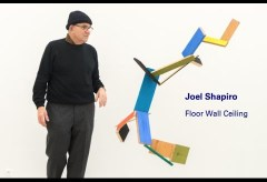 Joel Shapiro | Floor Wall Ceiling – Kunstmuseum Winterthur