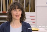 Was macht eine Restauratorin? Im Gespräch mit Christa Scheiblauer.