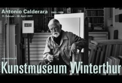 Antonio Calderara (1903–1978) | Kunstmuseum Winterthur