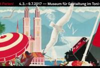 """""""Macht Ferien!"""" – die Werbegeschichte der Schweiz im Museum für Gestaltung Zürich"""