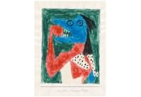 Paul Klee – hungriges Mädchen, 1939