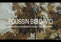 Poussin bis David – Französische Zeichnungen der Albertina