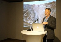"""Edward Burtynsky zu seiner Arbeit und seiner Ausstellung """"Wasser"""""""