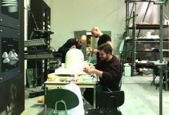 Rudolf Belling. Skulpturen und Architekturen | Modellbau / Modeling
