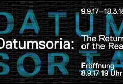 Datumsoria: The Return of the Real