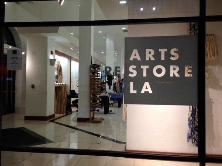 ArtsReStore Store front, Westwood