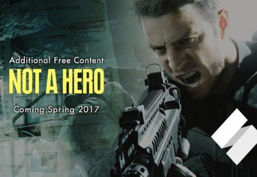 Not A Hero – Resident Evil 7