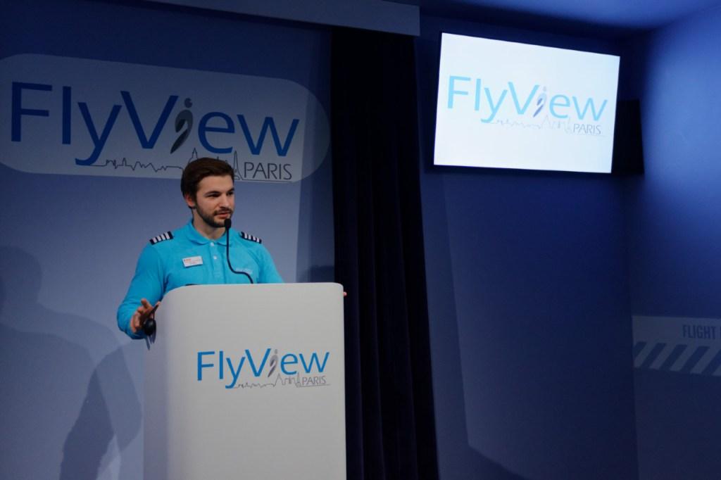 Boarding Room de FlyView