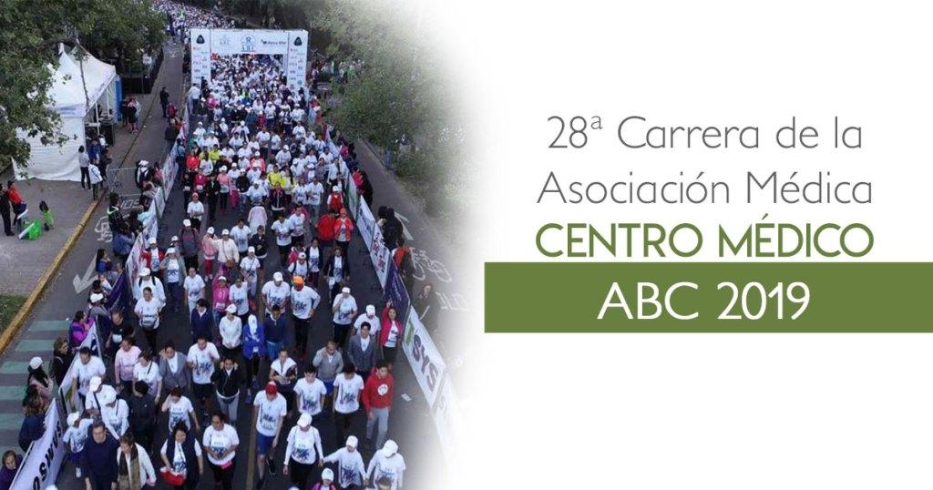 28ª Carrera de la Asociación Médica Centro Médico ABC 2019