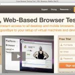 BrowserStack とりあえずどんなものか
