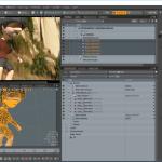 ZBrush → Substance Painter → Modo → Unity までの記録(5) : Modo – マテリアル設定編