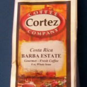 Barva Estate Natural Coffee