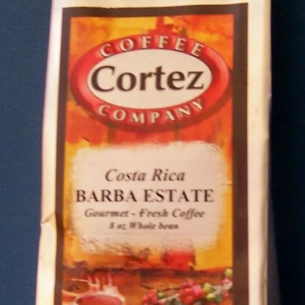 Barva Estate Coffee