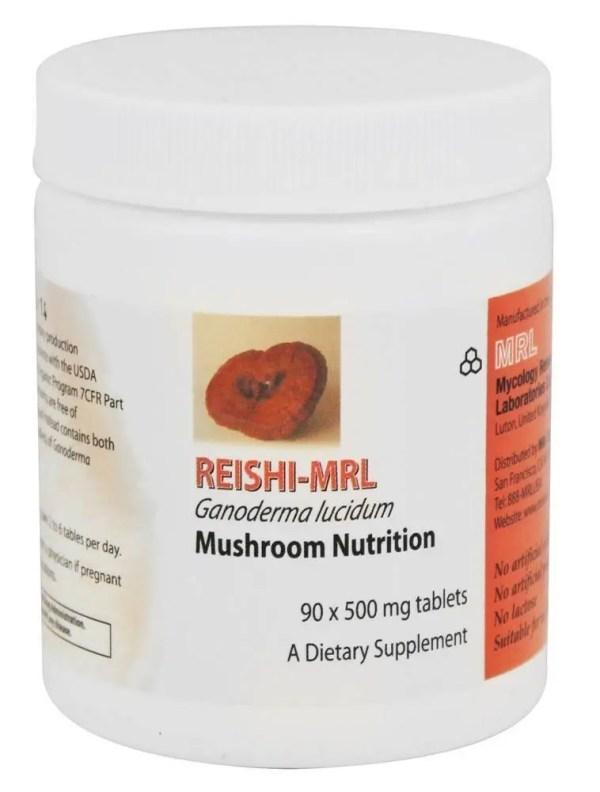 Reishi Tablets