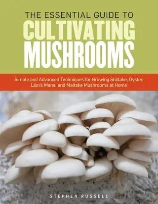 Cultivating Mushroom Book