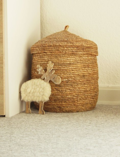 children laundry basket