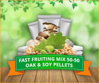 Fast Fruiting Mix