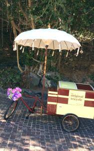 alquiler de carrito de helados en Tenerife para bodas y eventos