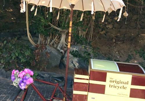 alquiler carro helados bodas eventos tenerife