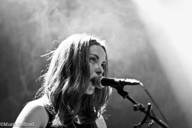 Stina Tweeddale of Honeyblood at Lincoln Hall