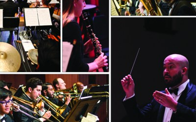 University Wind Ensemble travels to Europe for Performance Tour