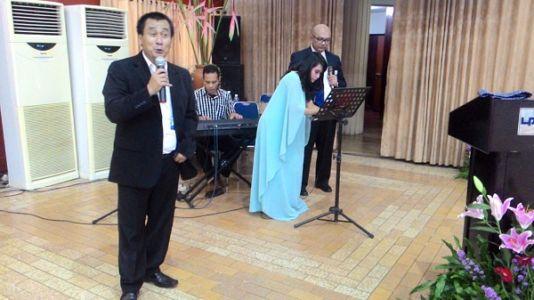 Sewa Organ Tunggal Wisuda SESPIBANK di LPPI Jakarta