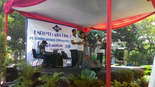 Sewa Organ Tunggal Event Employee Gathering