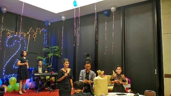 Sewa Organ Tunggal Event Anniversary Amaris Hotel