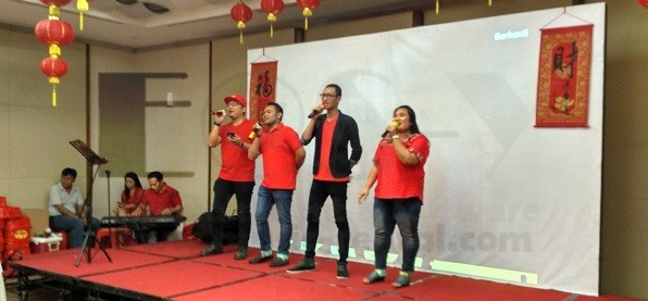 Sewa Organ Tunggal Acara Ulang Tahun dan Malam Imlek di Ancol Mansion Apt Jakarta
