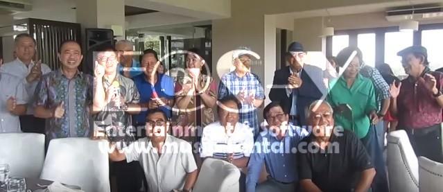 Sewa Organ Tunggal Acara Ulang Tahun di Jakarta - Royale Jakarta Golf Club