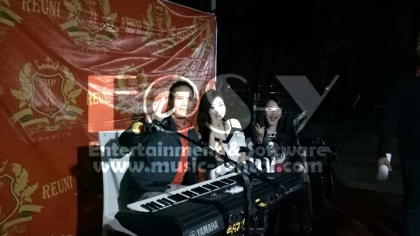 Sewa Organ Tunggal Acara Reuni SMP PGRI Jakarta