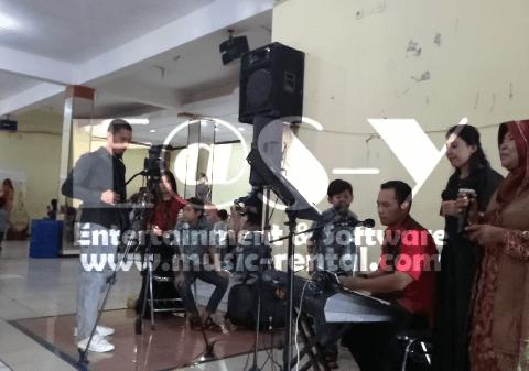 Sewa Organ Tunggal Pernikahan Jakarta Timur Aula Masjid Nurul Islam