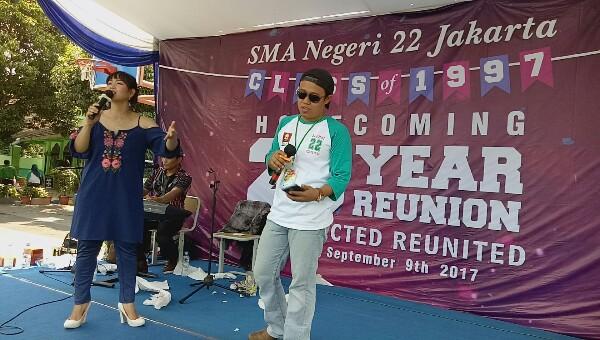 Sewa Organ Tunggal Acara Reuni SMAN 22 Jakarta