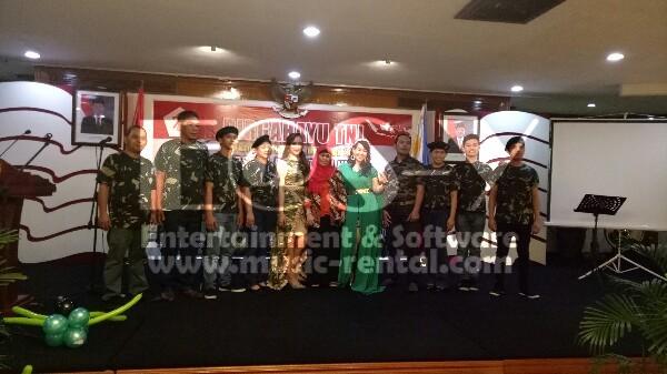 Sewa Organ Tunggal Acara HUT TNI 72thn di Luar Negeri