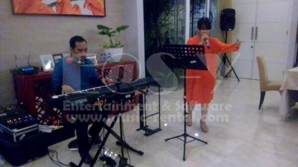 Sewa Organ Tunggal Ulang Tahun daerah Ragunan Jakarta Selatan