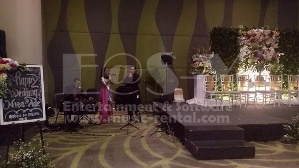 Sewa Organ Tunggal Acara Pernikahan di Jakarta Utara Kelapa Gading Hotel El Royalle