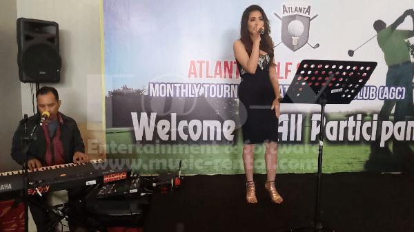 Sewa Organ Tunggal Golf Damai Indah PIK Jakarta 2018