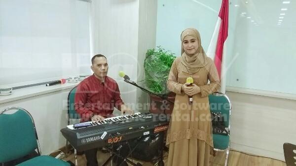 Sewa Organ Tunggal Sertijab Halal Bihalal Kementerian Perhubungan Jakarta Pusat